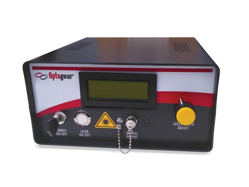 Optogear  Fiber Coupled 1550nm Laser Sources, 1310nm Laser Sources